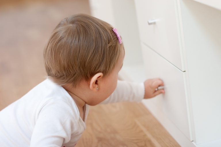 Safety First Magnetic Kit Review for Childproofing Cabinets