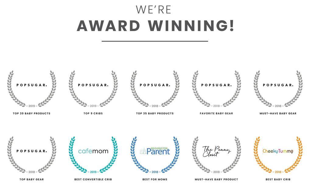 delta children emery awards won