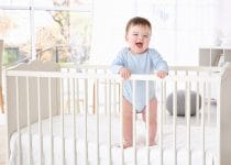 Baby sleep in a crib guide for modern parents blog image