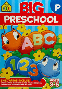 Big Preschool ABC cover for product review